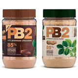 Bell Plantation PB2 Powdered Peanut Butter (1lb) | JackedScholar.com