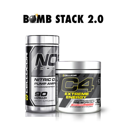 Bomb Stack 2.0* | JackedScholar Supplements Canada