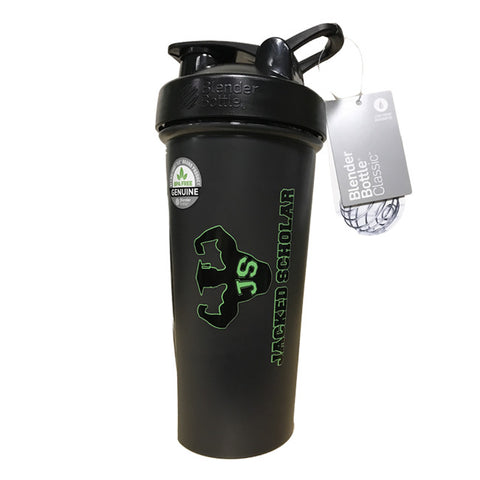 JackedScholar Limited Edition Stealth BlenderBottle | JackedScholar Supplements Canada