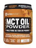 Nutraphase MCT Oil Powder (30 Serve)* | JackedScholar Supplements Canada