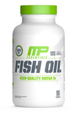 MusclePharm Essentials Fish Oil (90 Softgels) | JackedScholar Supplements Canada