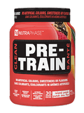 Nutraphase Pre-Train (30 Serve)** | JackedScholar Supplements Canada