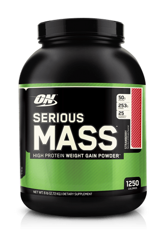 ON Serious Mass (6lb) | JackedScholar.com