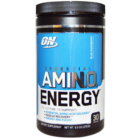 ON Essential Amino Energy (30 Serve) - JackedScholar - 1