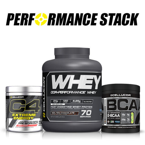 Performance Stack* | JackedScholar Supplements Canada