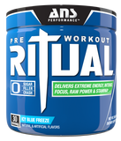 ANS Performance Ritual Pre-Workout (30 Serve) | JackedScholar Supplements Canada