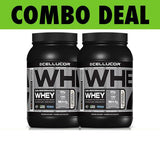 COMBO Cellucor Cor-Performance Whey (4lb) X2*