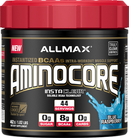 ALLMAX Aminocore (44 Serve) | JackedScholar Supplements Canada