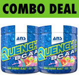 COMBO ANS Performance Quench BCAA (30 Serve) X2*