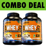 COMBO Beyond Yourself Whey Recovery (5lb) X2*
