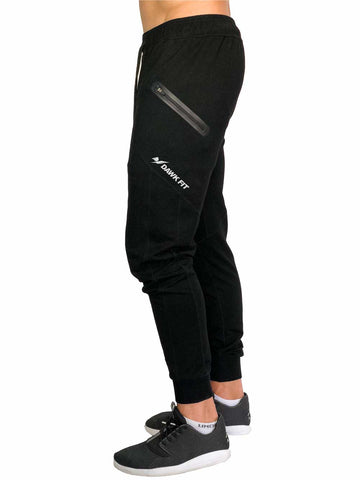 DAWK FIT Stealth Flatlock Joggers | JackedScholar Supplements Canada