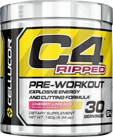Cellucor C4 Ripped (30 Serve) | JackedScholar.com