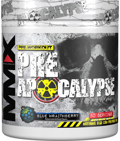 MuscleMaxx Pre Apocalypse (50 Serve)