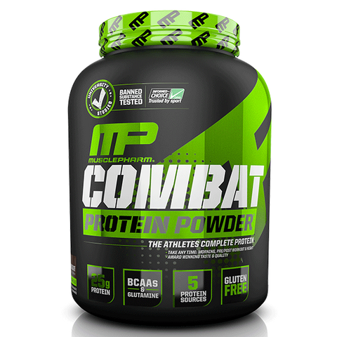 MusclePharm Combat Sport Powder (4lb)