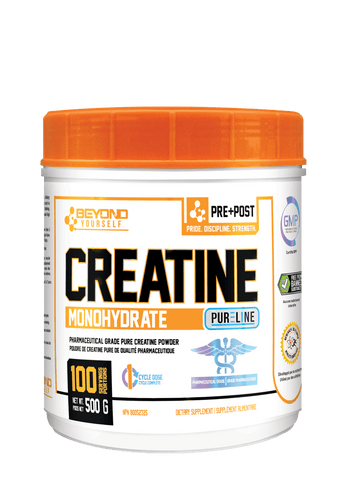 Beyond Yourself Creatine Monohydrate (100 serve) | JackedScholar.com