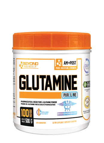 Beyond Yourself Glutamine (100 serve) | JackedScholar.com