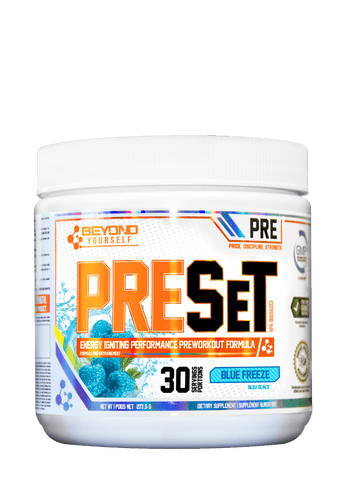 Beyond Yourself PRESET (30 serve) | JackedScholar Supplements Canada