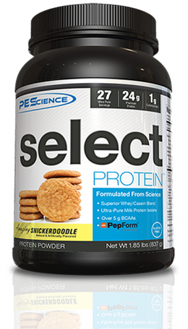 PEScience Select Protein (27 Serve)*