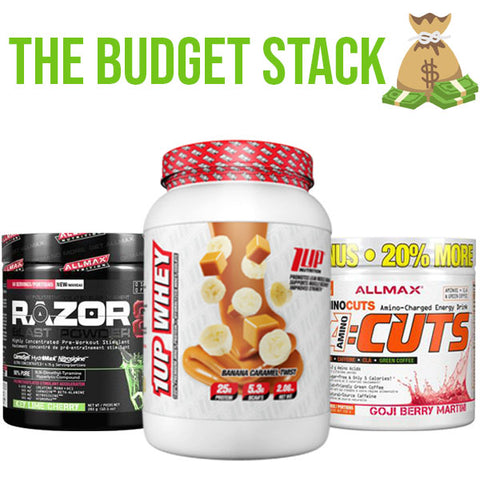 The Budget Stack* | JackedScholar Supplements Canada