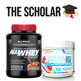 The Scholar Stack* | JackedScholar Supplements Canada
