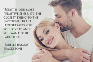 THE SCIENCE OF SCENTS AND LOVE