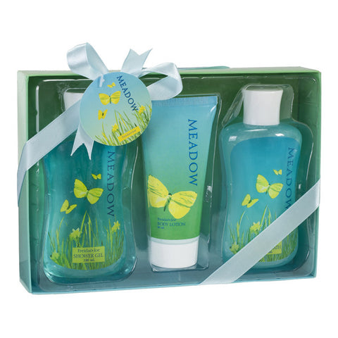 Meadow Bath Spa Gift Box - Freida & Joe