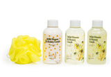 Bag Gift Set - Wild Flower & Honeycomb - Yellow