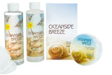 Oceanside Breeze Tub Bath Spa Gift Set - Freida & Joe