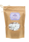 250g Aromatherapy Lavender Bath Rocks - Enriched with Essential Oils, Vitamin E & Shea Butter - Freida & Joe