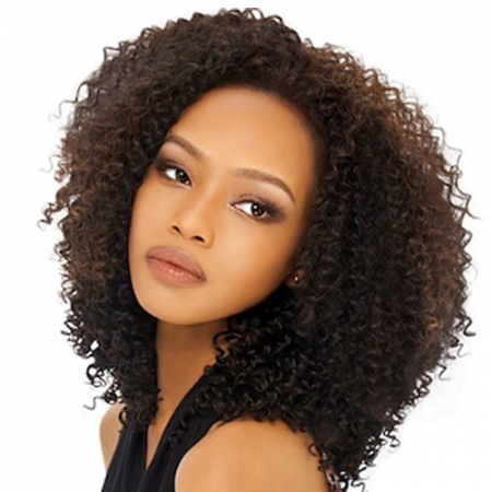 Bella Brazilian Kinky Curly Hair