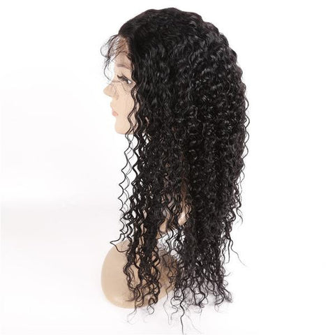 Brazilian Full Lace Wig Kinky Curly