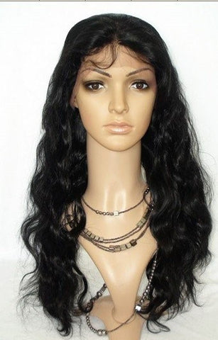 Brazilian Full Lace Wig Body Wave