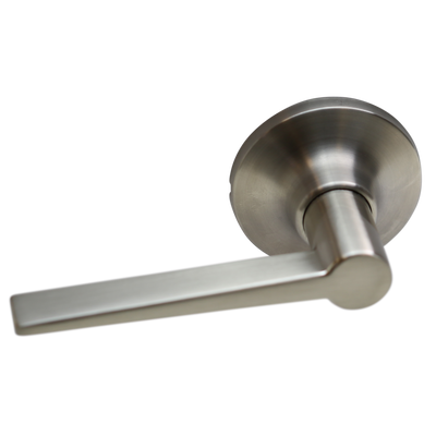 Essen Lockset - Satin Nickel