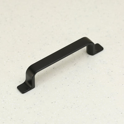 Porter Collection Pull - Matte Black - C/C 96mm
