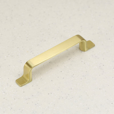 Porter Collection Pull - Satin Brass - C/C 96mm