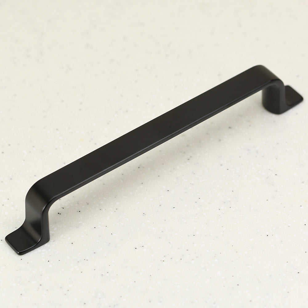 Porter Collection Pull - Matte Black - C/C 160mm