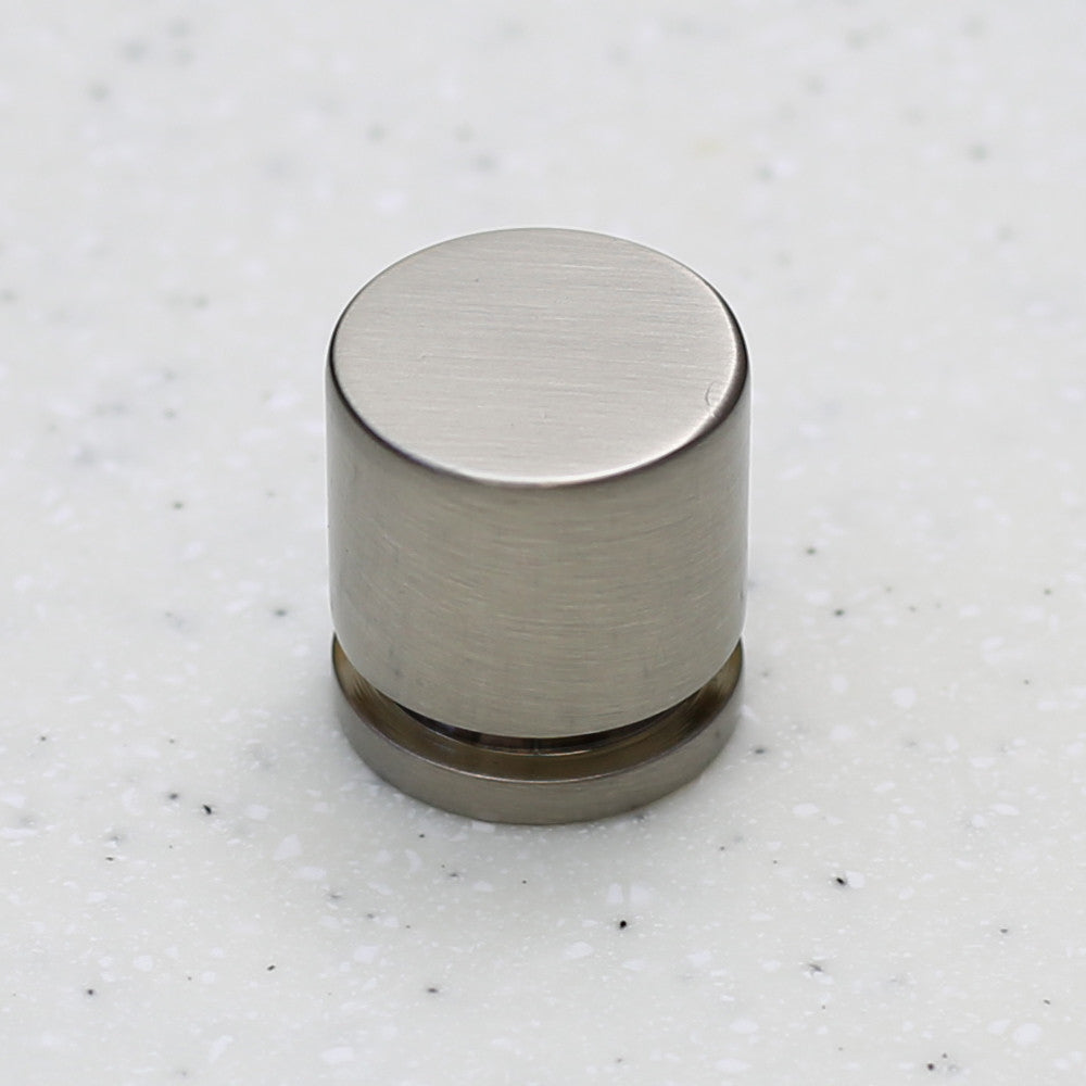 Lathe - Satin Nickel