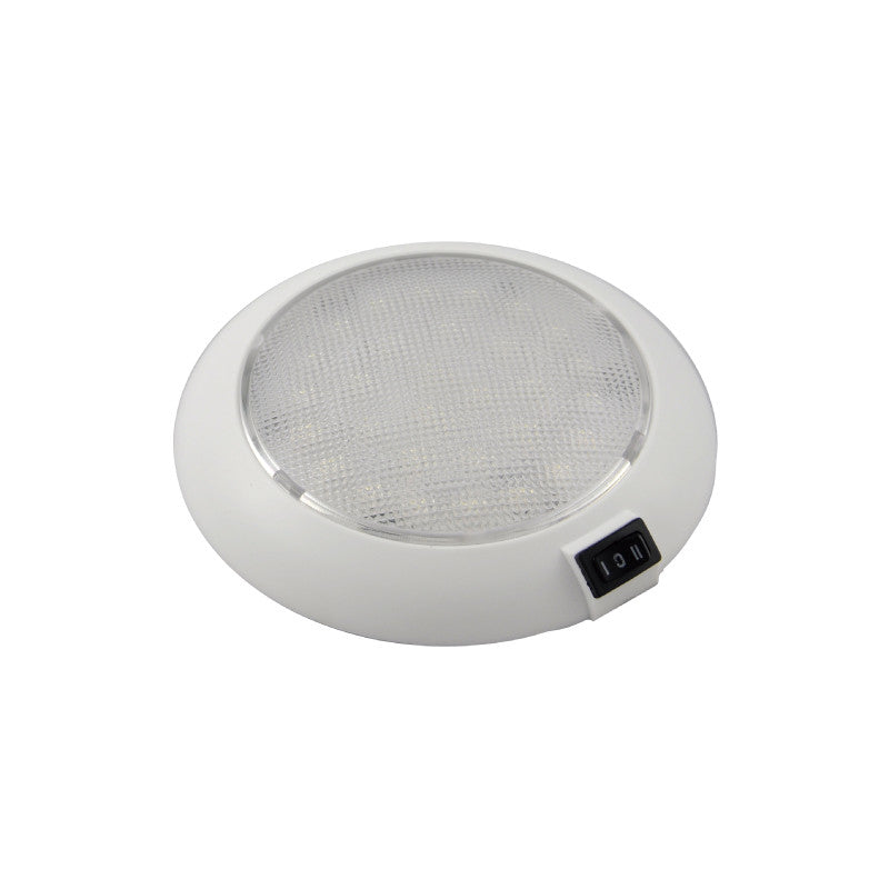 "5-1/5"" RV Led Ceiling Light - 12V"