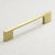 Bibury Pull - Satin Brass - C/C 96mm