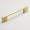 Bibury Pull - Satin Brass - C/C 128mm