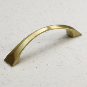 Eze - Satin Brass - 96mm