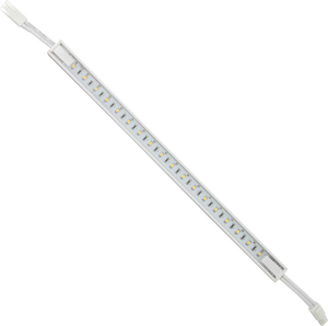"12"" Strip Light - White Plastic"