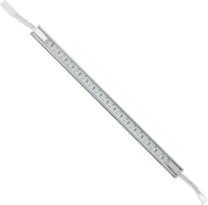 "12"" Strip Light - Satin Nickel Plastic"