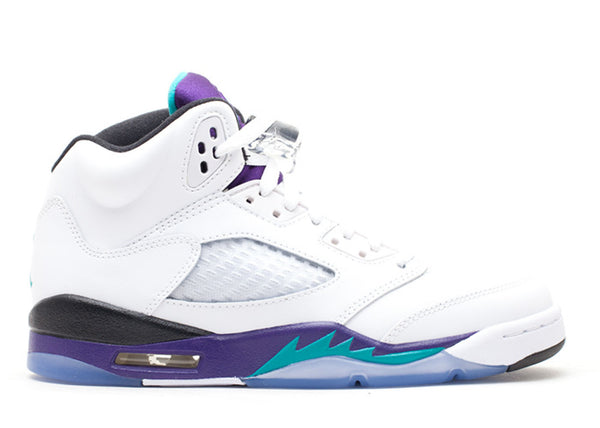 AIR JORDAN 5 RETRO (GS) 'GRAPE 2013 RELEASE' - 440888-108