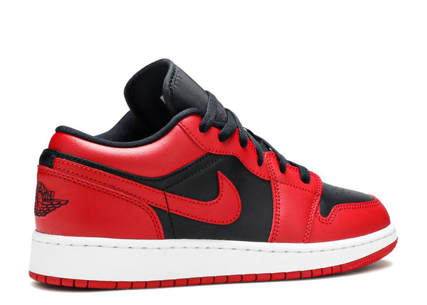 AIR JORDAN 1 LOW GS 'REVERSE BRED' - 553560-606