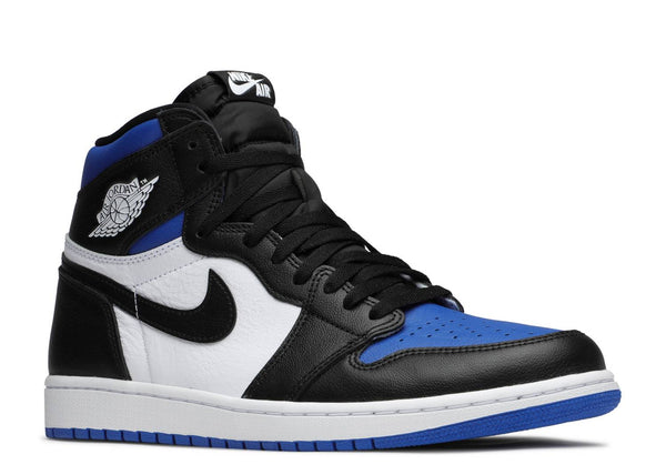 Air Jordan 1 Retro High OG 'Royal Toe' - 555088-041