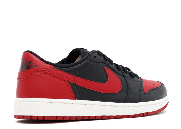 AIR JORDAN 1 RETRO LOW OG 'BRED' - 705329-001
