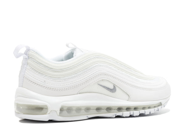 NIKE AIR MAX 97 'TRIPLE WHITE' - 921826-101