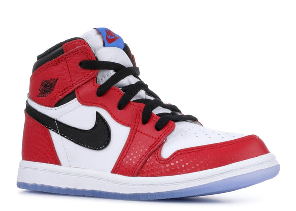 Jordan 1 Retro HIGH OG (Toddler) 'Origin Story' - AQ2665-602