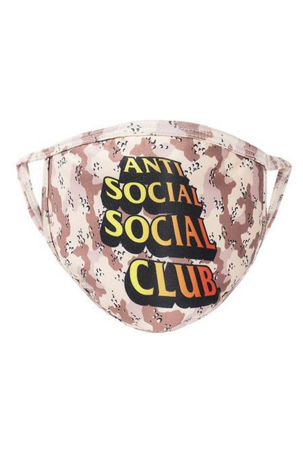 Anti Social Social Club Chocolate Chip Mask Chocolate Chip Camo